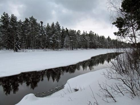 finland landscape scenic
