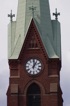 finland mikkeli cathedral