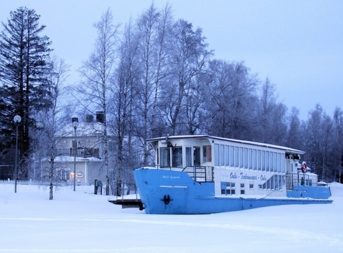 finland ship boat