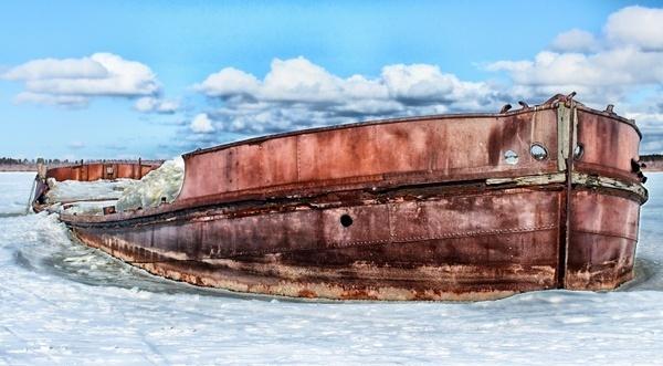 finland ship shipwreck