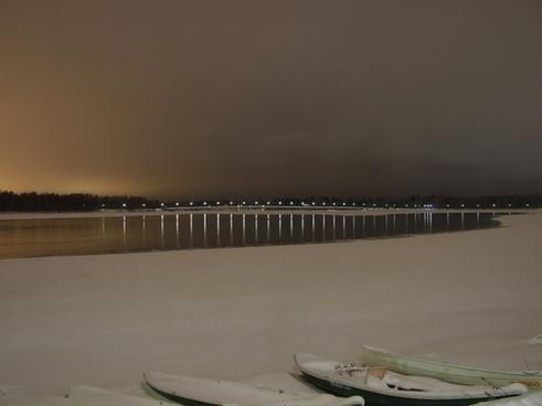finland sky clouds
