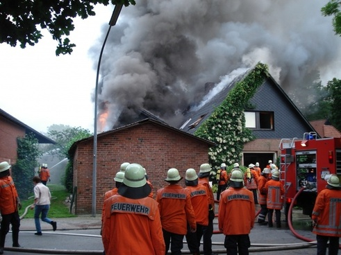 fire fire fighting brand