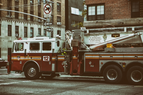 fire truck nyc