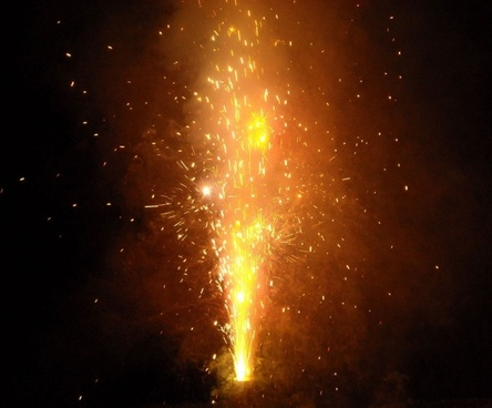 fire works forth