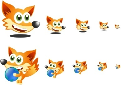Firefox Icons icons pack