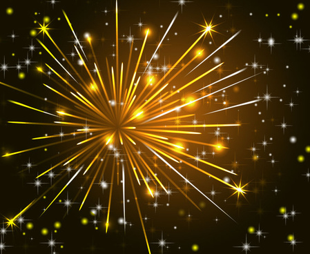 firework abstract background