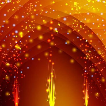 firework background