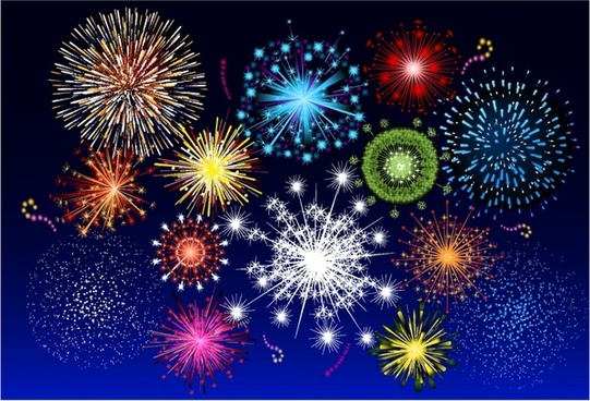 Fireworks cartoon pictures free vector download (19,539 Free ...