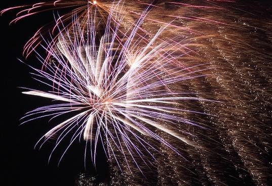 fireworks bonfire new