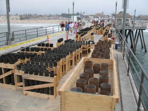 fireworks mortars