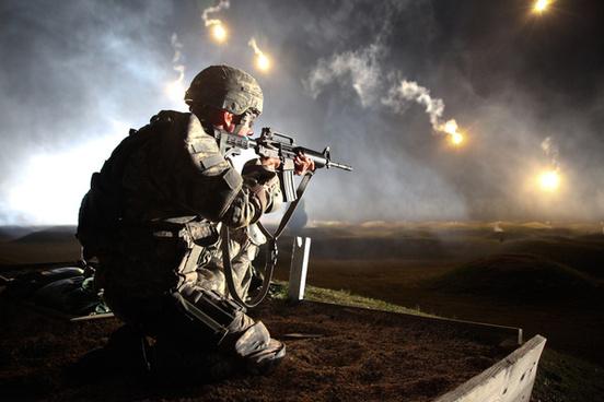 firing lane
