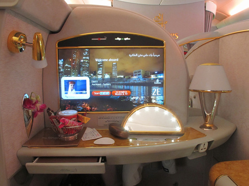 first class suites