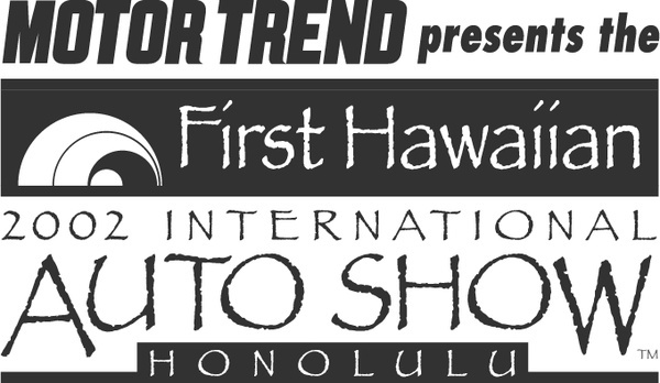 first hawaiian international auto show