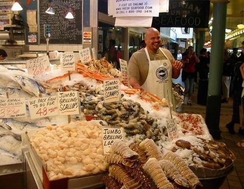 fish market seattle