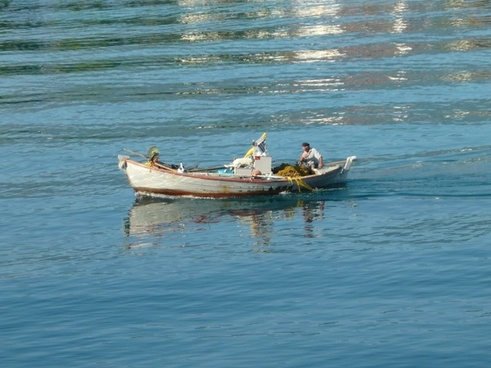 fisher greek sea