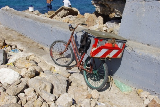 fisherman039s bicycle