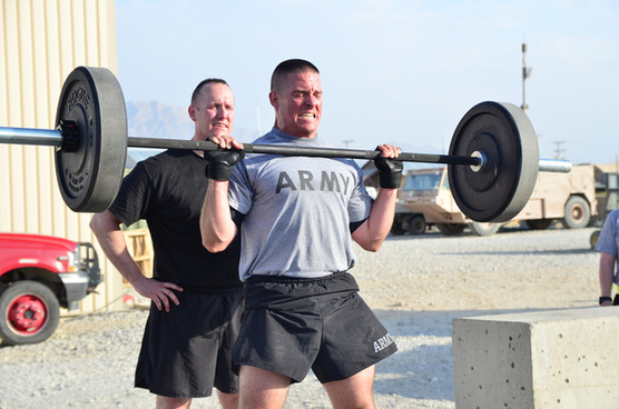 fitness program motivates service members in afghanistan