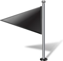 Flag1LeftBlack 2