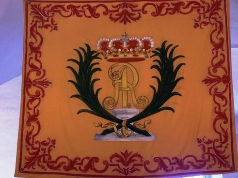 flag coat of arms symbol