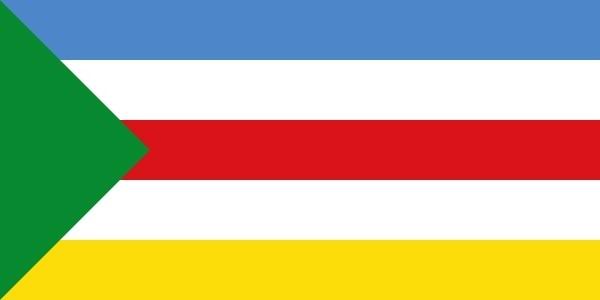 Flag Of Aquitania clip art