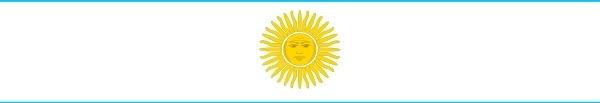 Flag Of Argentina clip art