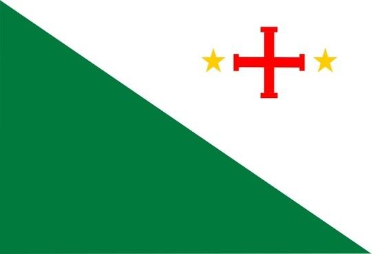 Flag Of Sara Province clip art