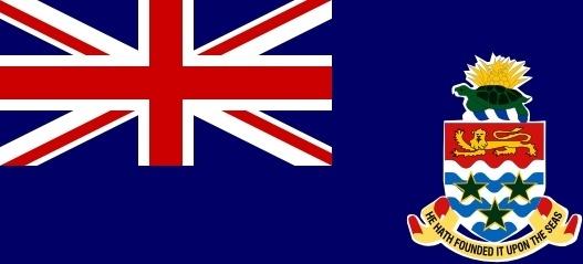Flag Of The Cayman Islands clip art