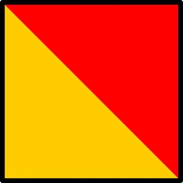Flag Symbol Nautical clip art