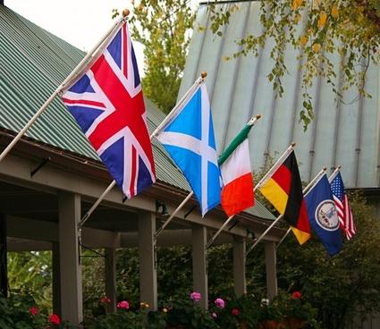 flags heralds heradlry
