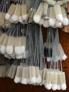 flaschenbuersten brushes clean