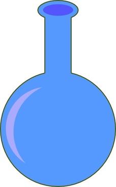 Flask clip art
