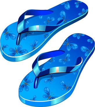 flip flops foot wear