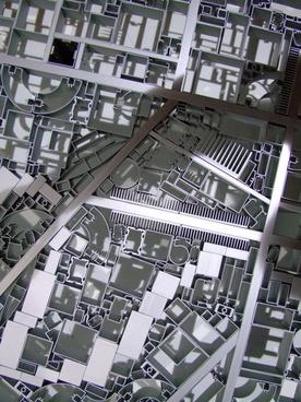 floorplan metal roads