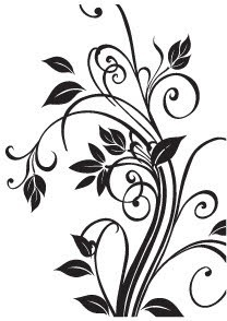 Floral free vector