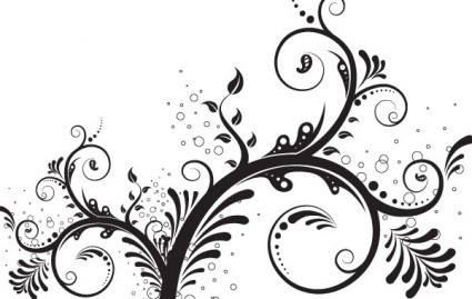 Floral Ornament Coreldraw Free Vector Download 21 930 Free Vector