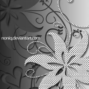 Floral Swirl PS Brushes