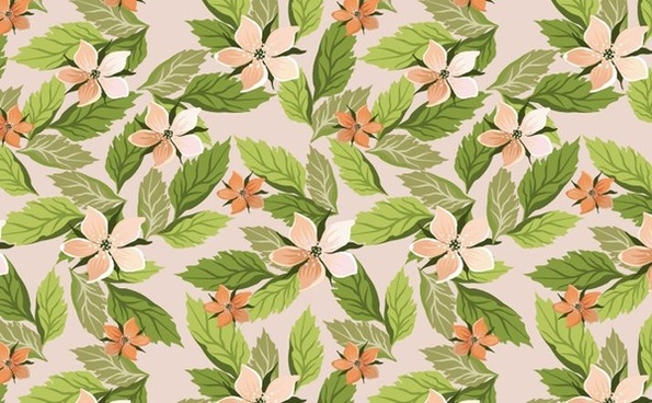 floral background classical ornament repeating style
