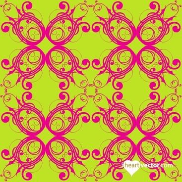 Flourish Pattern Vector