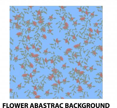 flower abastrac background