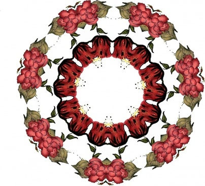 flower floral page element