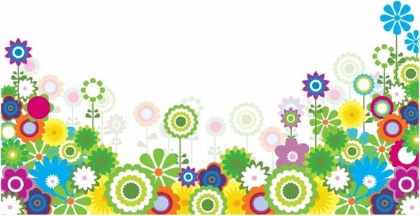 flower corner border designs free vector download 16 075 free