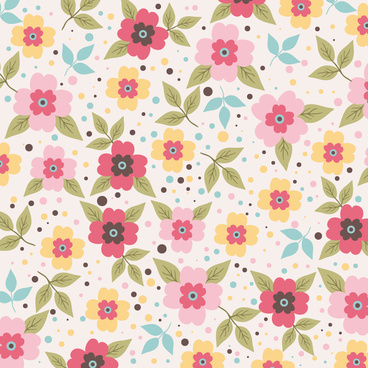 flower pattern design