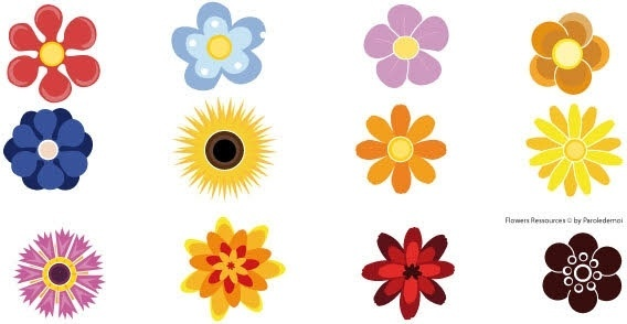 Flower resources