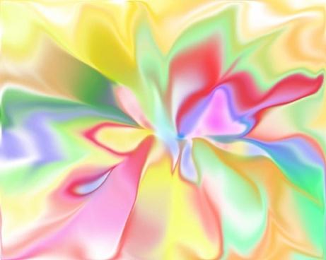 flower spirit colors