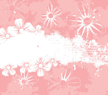 flower texture vector graphic