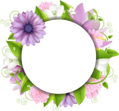 Flower Border Free Vector Download 15 545 Free Vector For