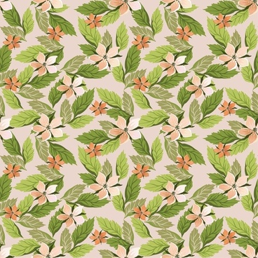 flowers wallpaper pattern vector