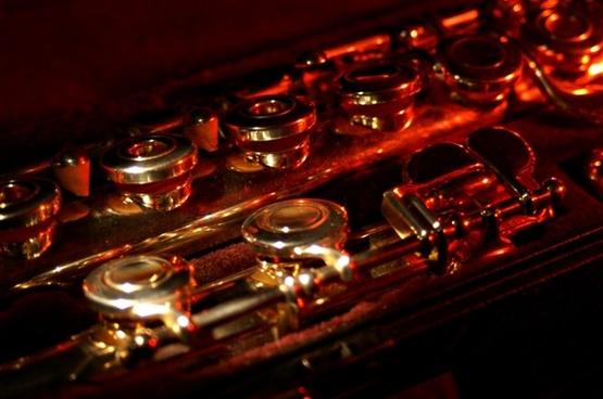flute disassembled box