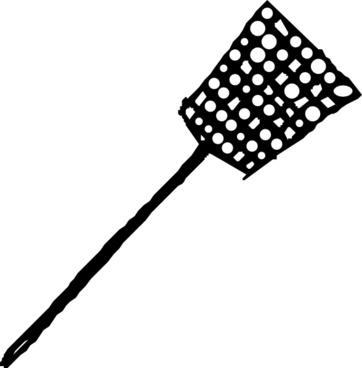 Fly Swatter clip art