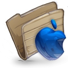 Folder Apple Folder